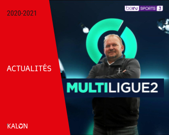 Miniature blog arnaud toudic invité du multiligue2 sur bein sports 📺