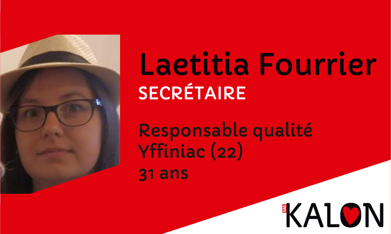 Laëtitia FOURRIER